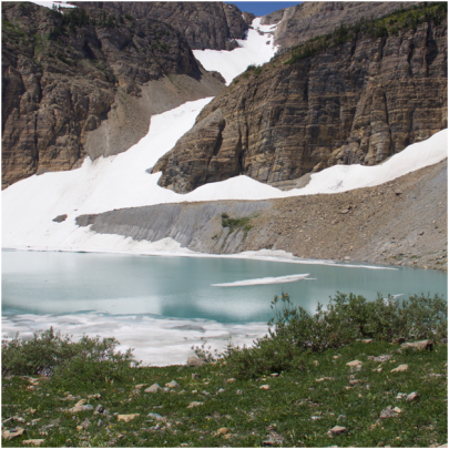 Grinnell Glacier 2018